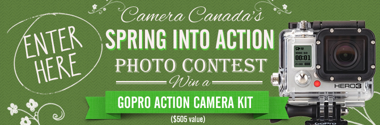 Spring into Action Photo Contest